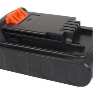Black & Decker LB20 Li-ion 20 V akku 2000 mAh