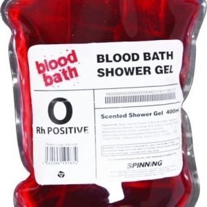 Blood Shower Gel