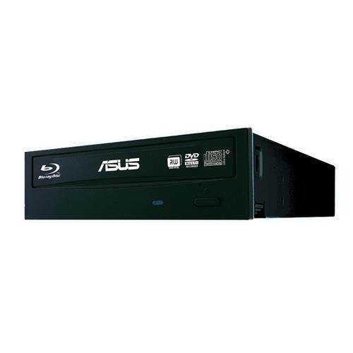 Blu-Ray-Burner-Int Asus BW-16D1HT/BLK/B Blu-Ray Rewriter SATA 16x Black Bulk