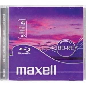 Blu-ray 2-speed 25 Gb single layer