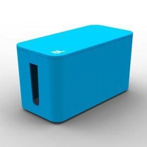 Bluelounge Cablebox Mini Kaapelikotelo Sininen