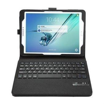 Bluetooth näppäimistö Samsung Galaxy Tab S2 9.7 musta / T815