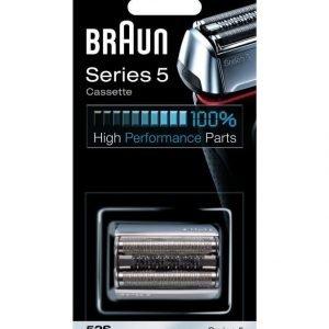 Braun 52s Teräverkko Ja Terä