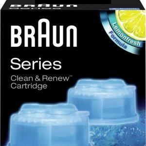 Braun Ccr2 Puhdistuskasetti 2 Kpl