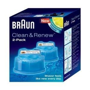 Braun Clean & Renew™ Ccr2 Puhdistuskasetti