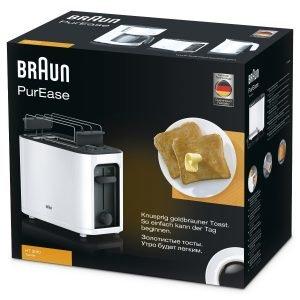 Braun Ht3010wh Purease Leivänpaahdin
