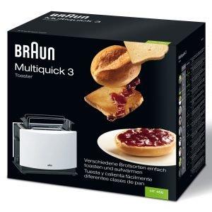 Braun Ht450 Multiquick 3 Leivänpaahdin