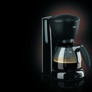 Braun Kf560.1 Caféhouse Pure Aroma Plus Kahvinkeitin
