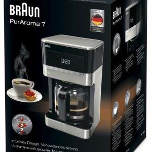 Braun Kf7120bk Kahvinkeitin