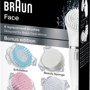 Braun Multipack Mix Se80 Puhdistusharja 4 Kpl