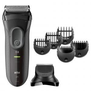 Braun Series 3 3000bt Shave & Style Parranajokone