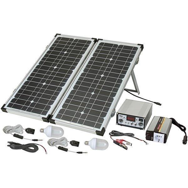 Brennenstuhl SES P4033 aurinkopaneelijärjestelmä 2xaurikokennoa 40