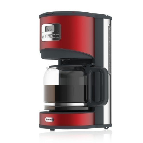 Breville Kahvinkeitin VCF048 Opula Punainen