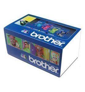 Brother Bläck S+C+M+G paket