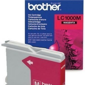 Brother LC1000M Magenta