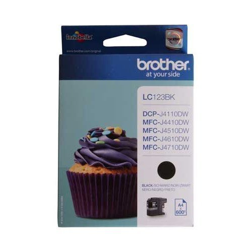 Brother LC123BK black