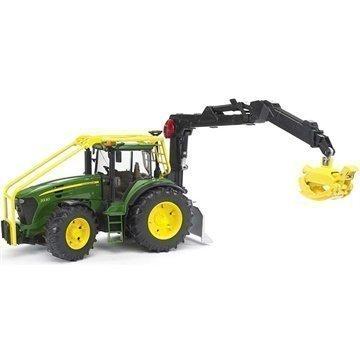 Bruder John Deere 7930 Metsänhoito Traktori