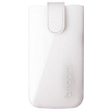 Bugatti Slim Case Glossy White