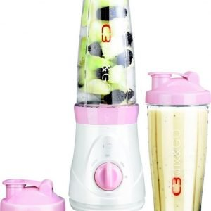 C3 Mix & Go Blender Pink