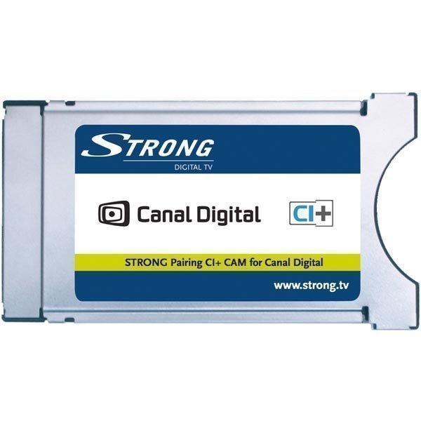 CA-moduuli Canal Digital kaapeli ja satelliitti