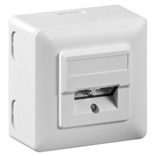 CAT 5e Wall Outlet
