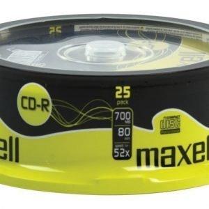 CD-R 700 Mb spindle 25 kpl