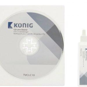 CD-lukupään linssin puhdistaja puhdistusneste 20 ml