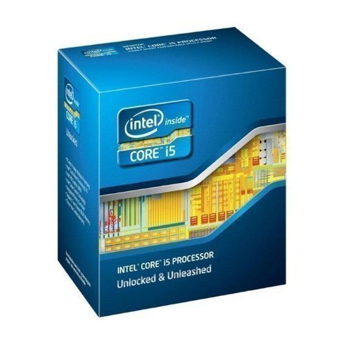 CPU-Socket-1155 Intel Core i5 3470 3.2GHz Socket 1155 Boxed