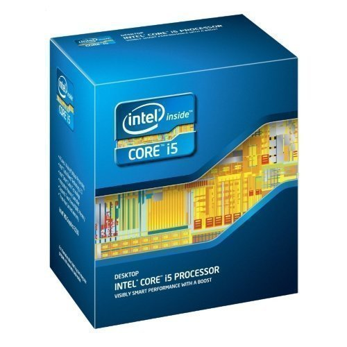 CPU-Socket-1155 Intel Core i5 3570 3.4GHz Socket 1155 Boxed