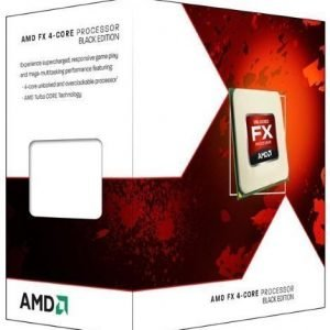 CPU-Socket-AM3 AMD FX-4300 X4 3.8GHz Socket AM3+ Boxed