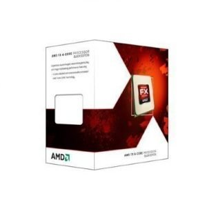 CPU-Socket-AM3 AMD FX-4350 X4 4.3GHz Socket AM3 Boxed