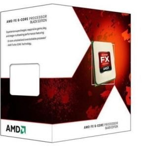 CPU-Socket-AM3 AMD FX-6350 X6 3.9GHz Socket AM3+ Boxed