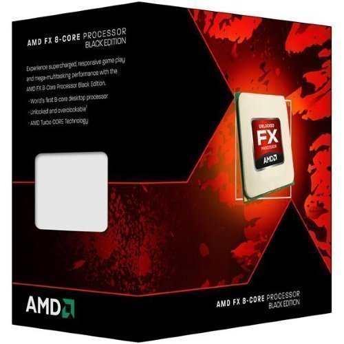 CPU-Socket-AM3 AMD FX-8320 X8 3.5GHz Socket AM3+ Boxed