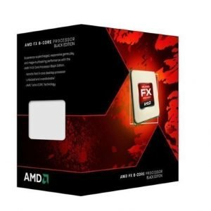 CPU-Socket-AM3 AMD FX-8350 X8 4.0GHz Socket AM3+ Boxed
