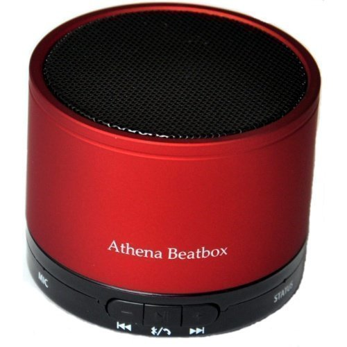 CT Athena Beatbox Red