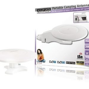 Camping antenni LTE suodattimella
