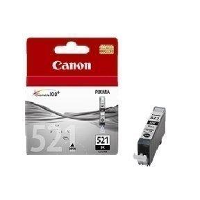 Canon Black Inkcartridge CLI-521BK