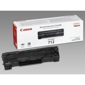 Canon CRG 712 LBP-3010/3100 Black Toner
