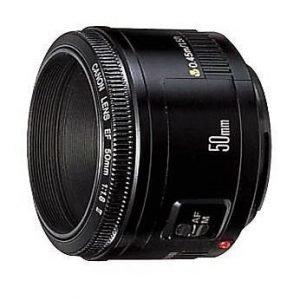 Canon EF 50mm f1.8 II Fast