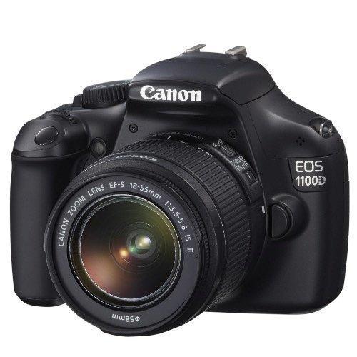 Canon EOS 1100D + EF-S 18-55mmf/3.5-5.6 IS II
