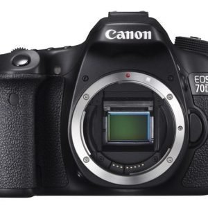 Canon EOS 70D + EF-S 18-55mm f/3