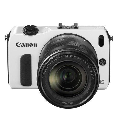 Canon EOS M 18-55+90EX White