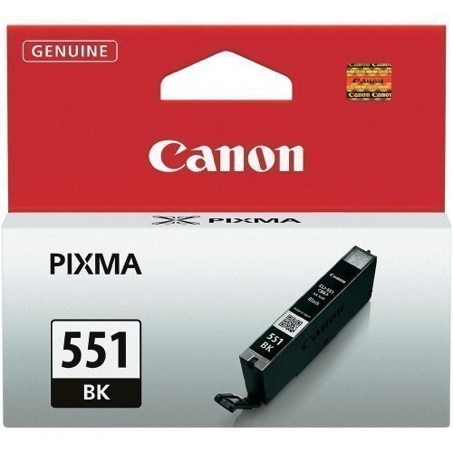 Canon FP Canon CLI-551 BK Svart Ink Cartridge