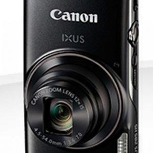 Canon Ixus 285 Musta Kamera