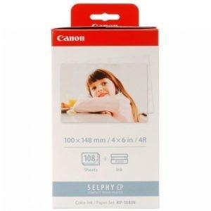Canon Kp-108in Valokuvapaperi