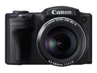 Canon PowerShot SX500 IS Black
