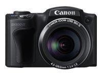 Canon PowerShot SX500 IS Black