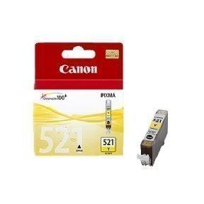 Canon Yellow Inkcartridge CLI-521Y