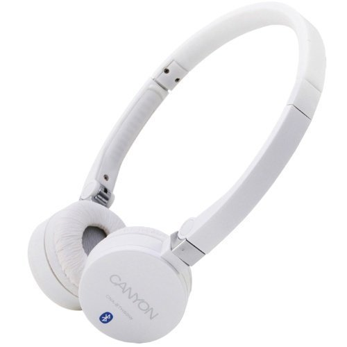 Canyon CNA-BTHS01W Ear-pad Wireless for iPhone White