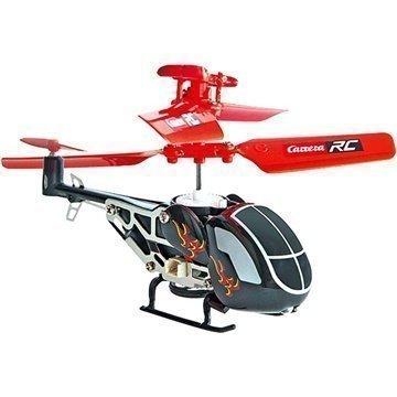 Carrera Radio-ohjattava Micro Helikopteri Musta